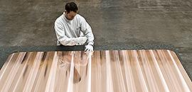 Kupfer-Flach-Target für Flüssigkristalldisplays
